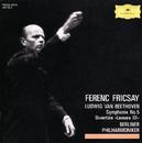 ベ-ト-ヴェン 交響曲第5番/レオノ-レ/Berliner Philharmoniker, Ferenc Fricsay