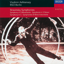 Stravinsky: Symphony in C/Symphony in 3 Movements/Symphonies of Winds/Deutsches Symphonie-Orchester Berlin, Vladimir Ashkenazy