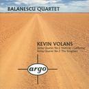 Volans: String Quartets Nos.2 & 3/Balanescu Quartet