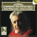 "Tchaikovsky: Symphony No.6 ""Pathétique""/Wiener Philharmoniker, Herbert von Karajan"