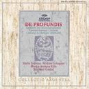 De Profundis - German Baroque Cantatas/Maria Zedelius, Michael Schopper, Musica Antiqua Köln, Reinhard Goebel