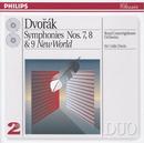 ドヴォルザーク:3大交響曲/Royal Concertgebouw Orchestra, Sir Colin Davis