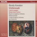 Rimsky-Korsakov: Scheherazade; Capriccio Espagnol; Russian Easter Overture/Herman Krebbers, Royal Concertgebouw Orchestra, Kirill Kondrashin, London Symphony Orchestra, Igor Markevitch