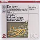 Debussy: Piano Works Vol.1/Werner Haas