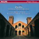 Rolla: Viola Concertos/Concerto in E flat, Op. 3/Divertimento in F//I Musici, Massimo Paris