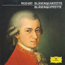 Mozart: Wind Quartets, Wind Quintets/Andreas Blau, Amadeus Quartet