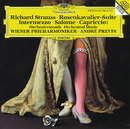 R. Strauss: Rosenkavalier-Suite; Intermezzo; Salome; Capriccio/Wiener Philharmoniker, André Previn