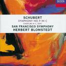 シュ-ベルト:イタリア風序曲第2番 他/San Francisco Symphony, Herbert Blomstedt