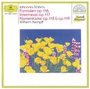 ブラームス:「幻想曲」「3つの間奏曲」、他/Wilhelm Kempff