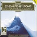 R.シュトラウス:アルプス交響曲/Berliner Philharmoniker, Herbert von Karajan, David Bell