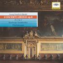 Händel: Concerti grossi, Op.6 Nos. 1-5/Otto Büchner, Franz Berger, Hans Melzer, Karl Richter, Bamberger Symphoniker, Fritz Lehmann