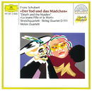 シューベルト:弦楽四重奏曲第11/14番/Melos Quartet