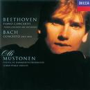 Bach, J.S.: Violin Concerto in E/Beethoven: Violin Concerto (transcribed for keyboard)/Olli Mustonen, Deutsche Kammerphilharmonie, Jukka-Pekka Saraste