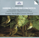 Handel: 5 Organ Concertos HWV 290, 295, 308, 309, 310/Simon Preston, The English Concert, Trevor Pinnock