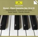 Mozart: Piano Concertos Nos.16 & 20/Rudolf Serkin, Claudio Abbado