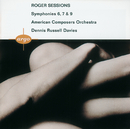 Sessions: Symphonies Nos. 6, 7 & 9/American Composers Orchestra, Dennis Russell Davies
