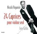 パガニーニ: 24のカプリース/Ivry Gitlis