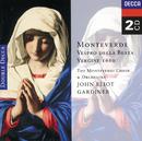 モンテヴェルディ:聖母マリアのための夕べの祈り/The Monteverdi Choir, Monteverdi Orchestra, John Eliot Gardiner