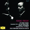 "Dvorak: Symphony No.9 ""From The New World"" / Schumann: Symphony No.1/RIAS Symphony Orchestra Berlin, Ferenc Fricsay"