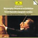 Mussorgsky: Pictures at an Exhibition/London Symphony Orchestra, Claudio Abbado
