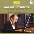 Mozart: Piano Sonatas K.281, K.330 & K.333; Rondo K.485; Adagio K.540/Vladimir Horowitz