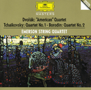 Dvorák / Tchaikovsky / Borodin: String Quartets/Emerson String Quartet