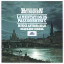 Heinichen: Lamentationes / Passionsmusik/Musica Antiqua Köln, Reinhard Goebel