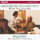 Paganini: Violin Concerto No.4/Suonata Varsavia/Gidon Kremer, Wiener Philharmoniker, Riccardo Muti