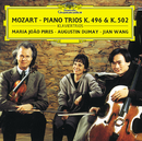 Mozart: Pianotrio in B Flat Major K.502; Pianotrio In G major, K. 496; Divertimento In B Flat Major, K. 254/Maria João Pires, Jian Wang, Augustin Dumay