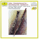 Weber: Clarinet & Bassoon Concertos/Karl Leister, Berliner Philharmoniker, Rafael Kubelik, Wiener Kammerensemble, Milan Turkovic, Bamberger Symphoniker, Hanns-Martin Schneidt