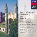 Great Choral Classics from King's (2 CDs)/The Choir of King's College, Cambridge, Sir David Willcocks