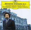 ベートーヴェン:交響曲第9番<合唱>/Staatskapelle Dresden, Giuseppe Sinopoli