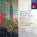 Vivaldi: La Cetra, Op. 9/Wind Concertos/Various Artists, Academy of St. Martin in the Fields, Iona Brown