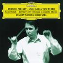 ウェーバー:ピアノ小協奏曲/<舞踏への勧誘>序曲、他/Russian National Orchestra, Mikhail Pletnev