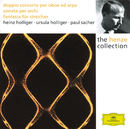 Henze: Double Concerto for Oboe, Harp and Strings; Sonata for Strings; Fantasia for Strings/Collegium Musicum Zurich, Paul Sacher