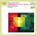 モ-ツァルト:交響曲第25番、第29番、第31番<パリ>/Berliner Philharmoniker, Karl Böhm