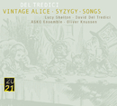 Del Tredici: Syzygy/Vintage Alice/ Songs/Lucy Shelton, Asko Ensemble, Oliver Knussen