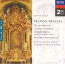 Haydn: 4 Masses/The Choir of King's College, Cambridge, London Symphony Orchestra, Sir David Willcocks, Choir Of St. John's College, Cambridge, Academy of St. Martin in the Fields, George Guest