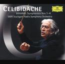 Brahms: Symphonies Nos.1-4/Radio-Sinfonieorchester Stuttgart, Sergiu Celibidache