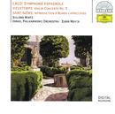 ラロ:「スペイン交響曲」/ヴュータン:ヴァイオリン協奏曲第5番/Shlomo Mintz, Zubin Mehta