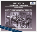 Beethoven: Piano Concertos Nos.1-5; Symphony No. 2, Op. 36; Fantasy For Piano, Chorus And Orchestra, Op. 80; Choral Fantasy (two altern. improv. piano introd.); Rondo For Piano And Orchestra WoO6/Constanze Backes, Angela Kazimierczuk, Susanna Spicer, Robert Johnston, Julian Clarkson, Robert Levin, The Monteverdi Choir, Orchestre Révolutionnaire et Romantique, John Eliot Gardiner