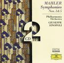 Mahler:Symphonies Nos.1 & 5/Philharmonia Orchestra, Giuseppe Sinopoli
