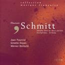Schmitt - Sonate libre pour violon et piano-Ombres/Werner Bärtschi, Ginette Doyen, Jean Fournier