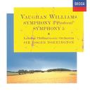ヴォーン・ウィリアムズ:交響曲第5番、田園交響曲(第3番)/London Philharmonic Orchestra, Roger Norrington