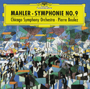 Mahler: Symphony No.9/Chicago Symphony Orchestra, Pierre Boulez