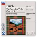 ブルッフ:ヴァイオリン協奏曲第1~3番/Salvatore Accardo, Gewandhausorchester Leipzig, Kurt Masur
