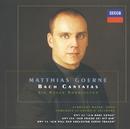 Bach, J.S.: Cantatas Nos. 82, 158 & 56/Matthias Goerne, Camerata Academica Salzburg, Roger Norrington