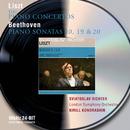 Liszt: The Piano Concertos / Beethoven: Piano Sonatas Nos.10,19, & 20/Sviatoslav Richter, London Symphony Orchestra, Kirill Kondrashin