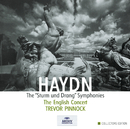 "Haydn: The ""Sturm & Drang"" Symphonies/The English Concert, Trevor Pinnock"