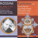 Rossini: Cantatas Vol.2/Cecilia Bartoli, Juan Diego Flórez, Paul Austin Kelly, Elisabetta Scano, Coro Filarmonico della Scala, Orchestra Filarmonica Della Scala, Riccardo Chailly